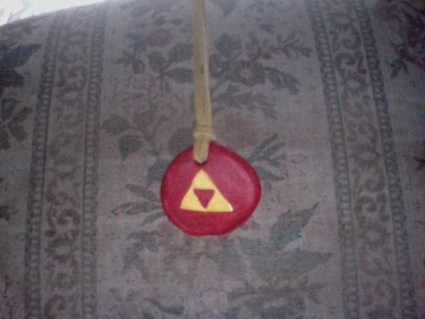 Triforce of Medallion by KojinkaLuigiGodzilla