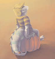 Sal Pumpkin by Appletail