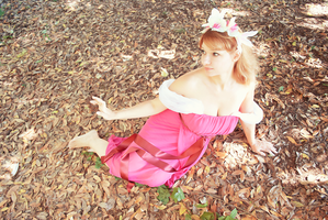 'Giselle summer version' Enchanted Cosplay by CrazyMonkey87