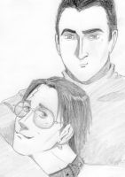 Request : Tom and Harry by RipperBlackstaff