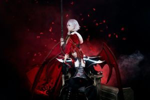 1/2 Prince : Crimson Overlord by Astellecia