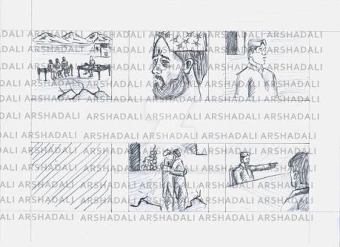 story boarding 3 by arshadali
