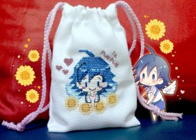 Manami Cross Stitch by IchigoRanch
