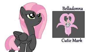 New OC - Belladonna by iPandacakes