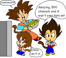 That's a lot of channels by Chuquita