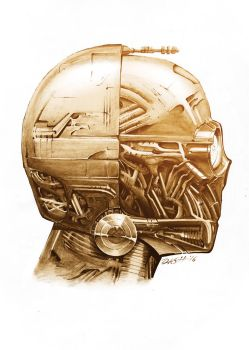 C-3PO by DashMartin