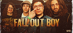 Fall Out Boy by React1v