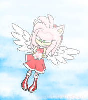 Amy - Lovely angel by AleTheDog1