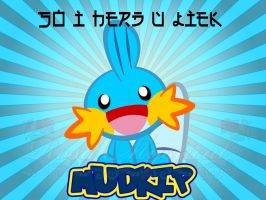 So I herd U liek MUDKIP by Rosa-Mystical
