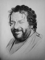 Bud Spencer by chuckie96