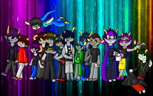 The Crew -Colored- by Fate-Stuck