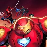 HulkBuster and Friends by shaotemp