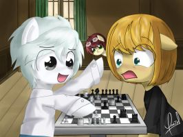Checkmate! by Zorbitas