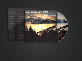 CD/DVD cover by Dennis-Design