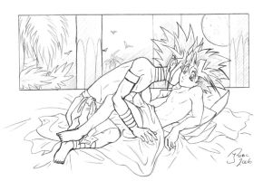 Let Me Kiss You Now by YamixYugi