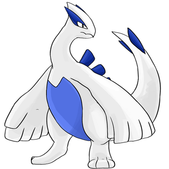 Lugia by LilyValley807