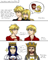 King Arthurs by Homerun01