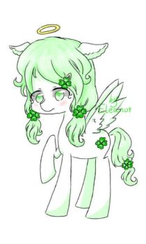 my oc by Eleanorblue