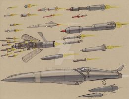 DN missiles pack by Jepray