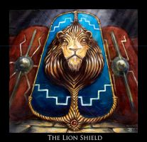 The Lion Shield by Stormcrow135