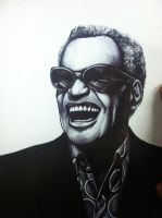 Ray Charles by In5an1ty
