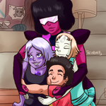 Family Hug by NeoRuki