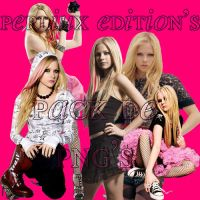 Pack de PNG Avril Lavigne by PerliuxRusher4ever