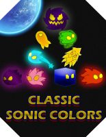 Classic Sonic Colors by WingedKnight7
