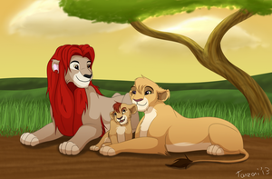 Together at Last by Tanzani
