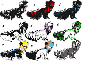 Scene Puppies Adopts by Tiiggy