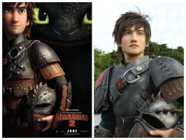 Cosplay: How To Train Your Dragon 2 by MasterRAYs