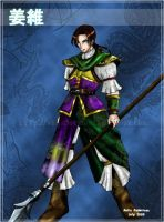 Tian Shui's Prodigy by dynastywarriors