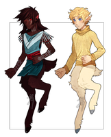 Adopts 21-22 [Auction- Closed] by sandflake-adoptables