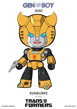 GB0050 - BUMBLEBEE G1 by GERCROW