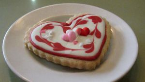 Cookie Heart by GiftedChild777