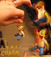 Homer Charm by real-faker
