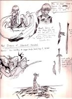 Story roughs: AHBT by Spirogs