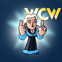 Ric Flair by ZappaZee