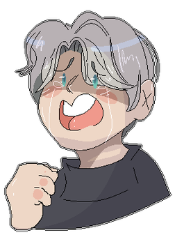 Victor you aight by ImakeBooties