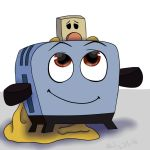 The Brave Little Toaster by alex353001