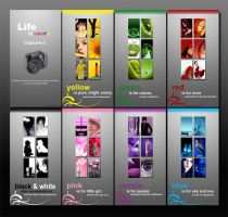 Colorful Life by chuletz