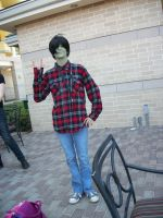 EXP'11- Marshall Lee by Fruits-Punch-Samurai