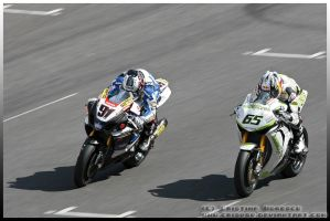 Rea vs Haslam by crisvsv