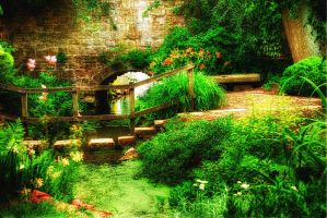 The Ornamental Garden - reworked... by TheBaldingOne