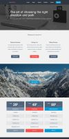 Launchme - Sample Page 02 by KL-Webmedia