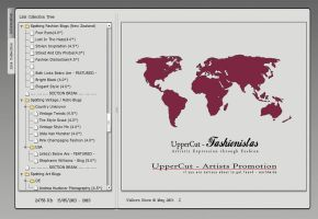 UpperCut - Fashionistas 01-001 Link Collection App by aktell