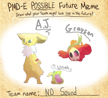 Team No sound Possible future by Acidjolteon