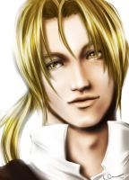 Edward Elric by kowens