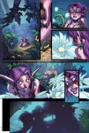 WoW Curse of the Worgen 2 pg2 by Tonywash