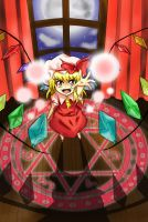 Flandre Scarlet by MangarenoDaioh